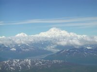 Mt. McKinley / Denali by Mustang II Experimental Airplane