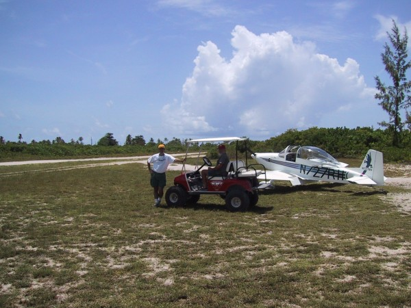 Mayaguana and Rum Cay, Bahamas by Mustang II Experimental Airplane ...
